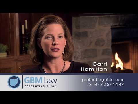 GBM Law Testimonial - Carri Hamilton