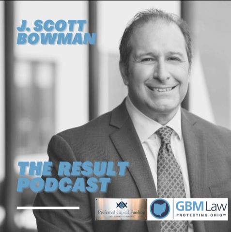 Scott Bowman The Result podcast